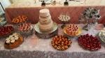 Custom Dessert Set up