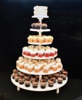 Large Cupcake Tree