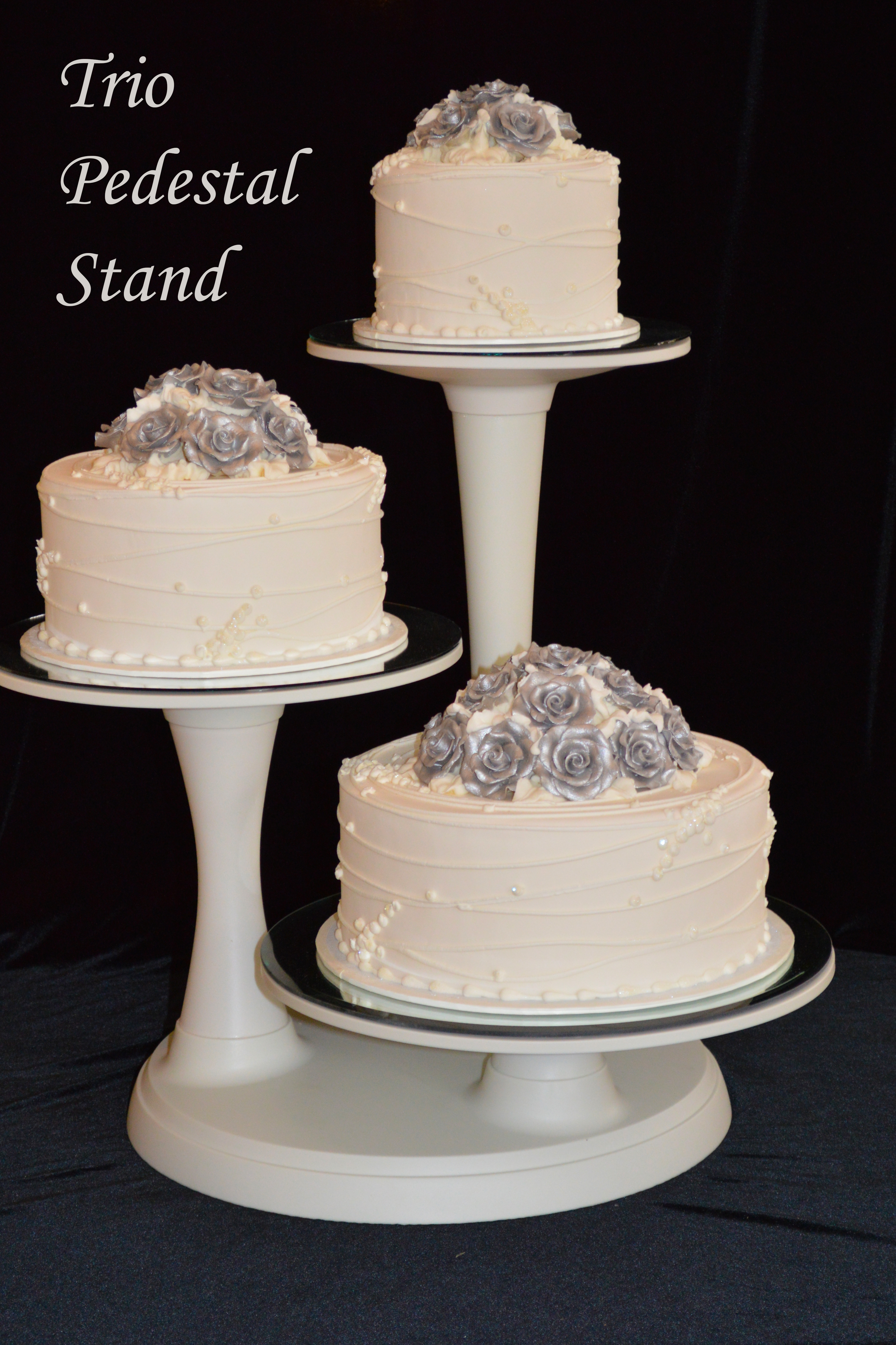 wedding cake stands for rent wedding cake stand rentals 8765