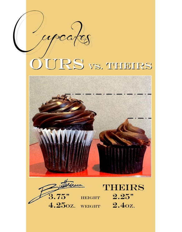 BUTTER CUPCAKE us vs them album 8