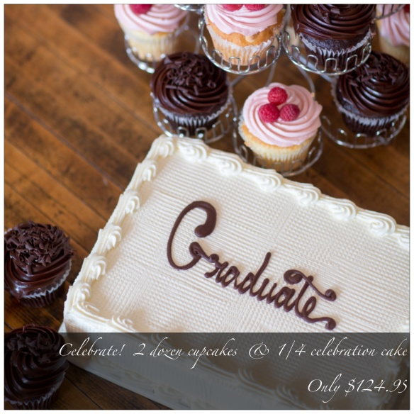The Perfect Way to Celebrate your Graduate!